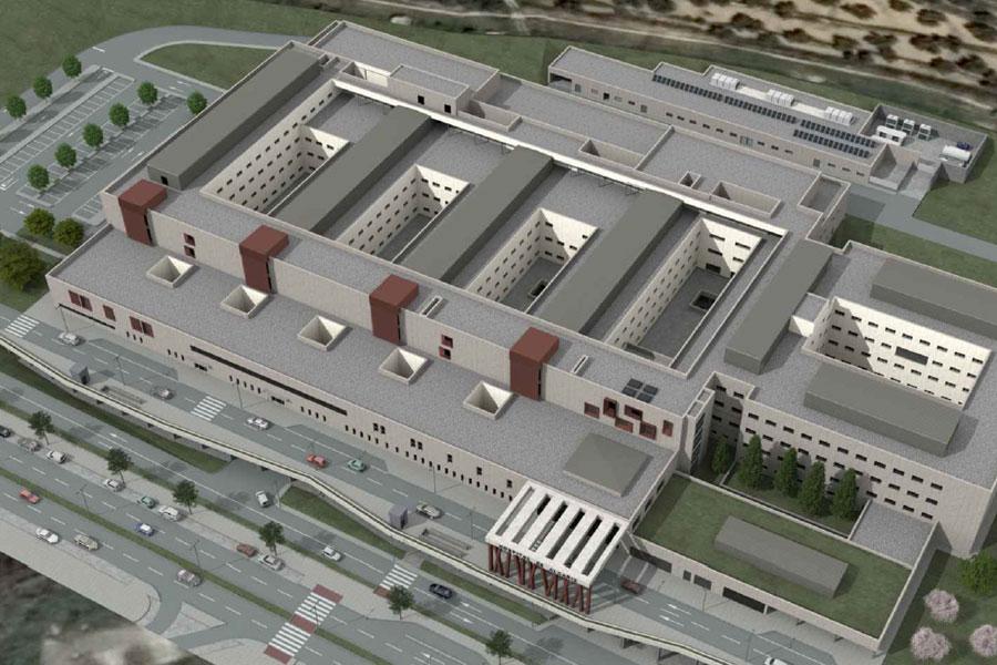 Hospital de Alcañiz, Teruel